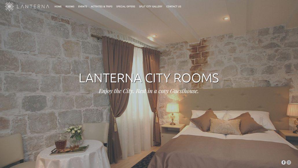 Lanterna rooms split klikeri digital agency for Split room